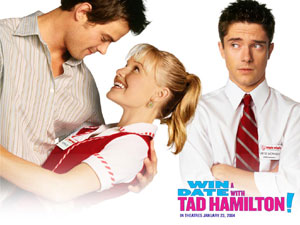 Win a Date with Tad Hamiliton Wallpaper